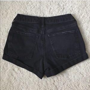 SO Shorts - High Rise Shortie Shorts
